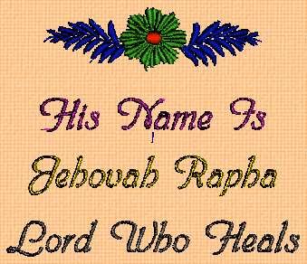 Yahweh jehovah